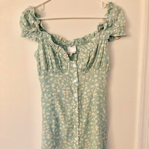 Skylar + Madison Cap Sleeve Dress
